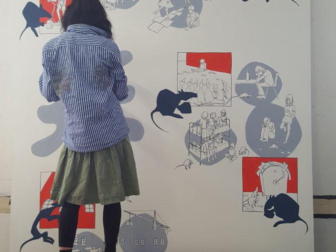 Treppenhausausstellung1